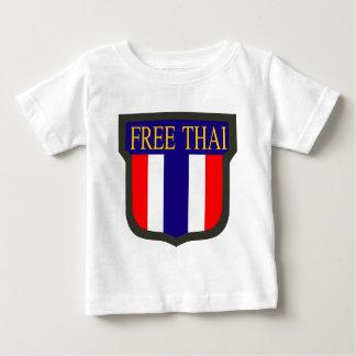 Free_Thai_insignia Baby T-Shirt