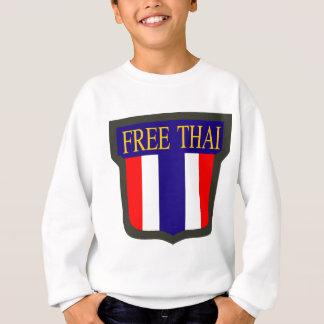 Free_Thai_insignia Sweatshirt