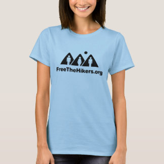Free The Hikers Ladies Tank