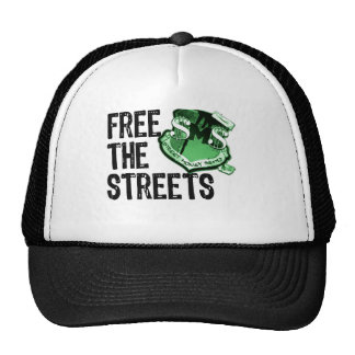 FREE THE STREETS Apparel Cap