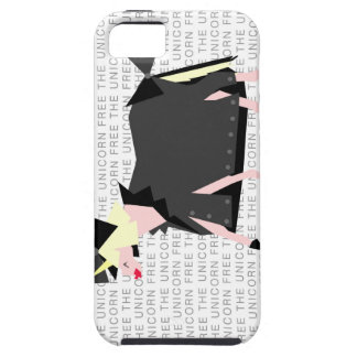 Free The Unicorn Tough iPhone 5 Case
