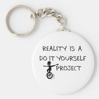 Free Thinker Key Ring