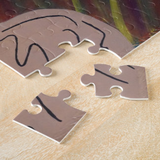 free thoughts jigsaw puzzle