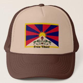 Free Tibet! Trucker Hat