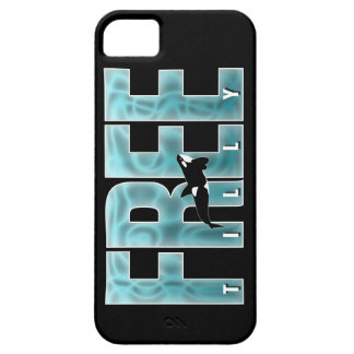 Free Tilly Blue iPhone 5 Cases