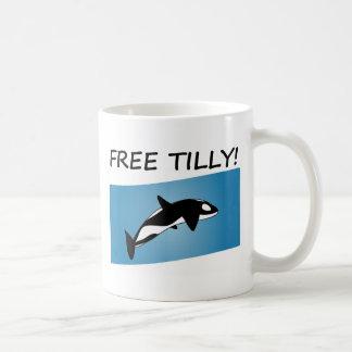 Free Tilly Coffee Mugs