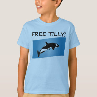 Free Tilly youth shirt