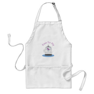 Free To Fly Aprons