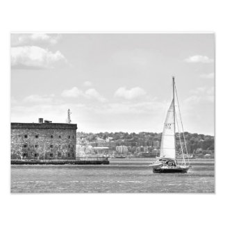 Free to Sail Photographic Print