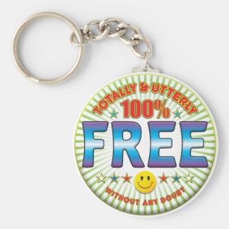 Free Totally Key Chain