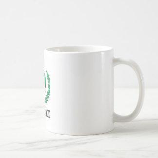 free trade fern coffee mug