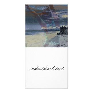 Free (U) Customised Photo Card