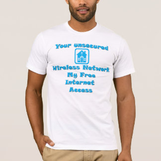 Free wireless Ver. 2 T-Shirt