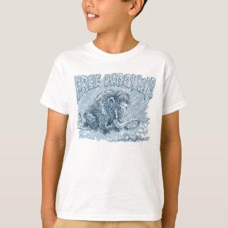 Free Woolly T-Shirt