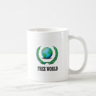 free world baby coffee mug