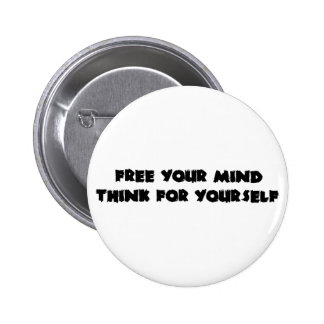 Free Your Mind Button