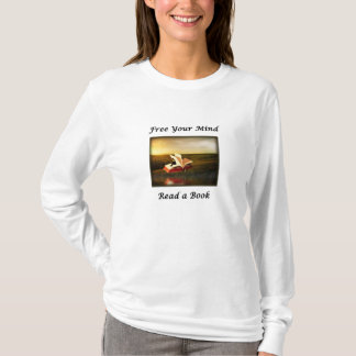 Free Your Mind, Read a Book T-Shirt