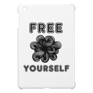 """""""Free Yourself"""" iPad Mini Case"""