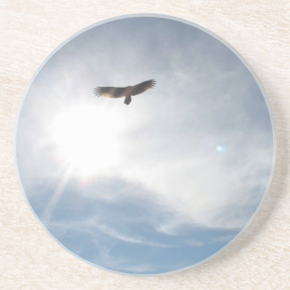 Freebird Sandstone Coaster