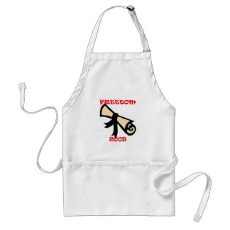Freedom 2009 standard apron