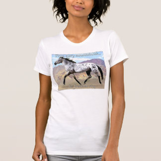 Freedom Appaloosa Horse T-Shirt