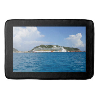 Freedom at Sint Maarten Bath Mat