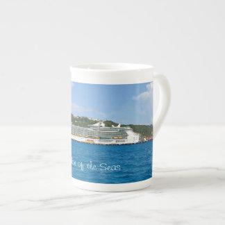 Freedom at St. Martin Custom Tea Cup