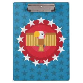 Freedom Eagle (Blue) - Clipboard