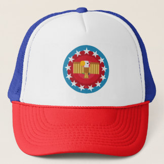Freedom Eagle (Blue) - Hat