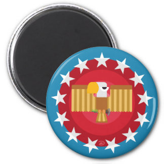 Freedom Eagle (Blue) - Magnet