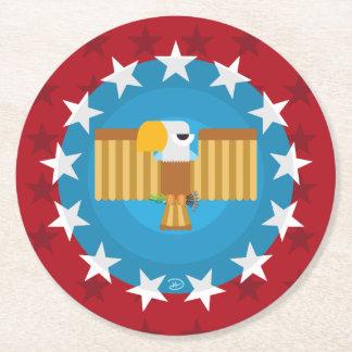 Freedom Eagle (Red) - Coasters