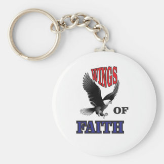 freedom fighter art basic round button key ring