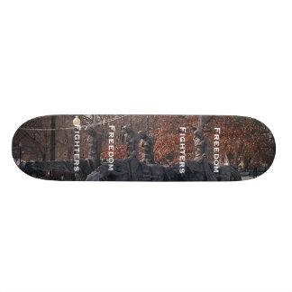 Freedom Fighters Custom Skate Board