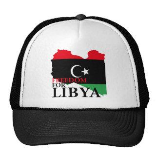 Freedom for Libya Cap