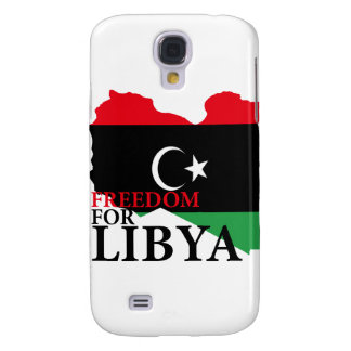 Freedom for Libya Samsung Galaxy S4 Covers
