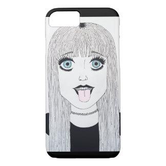 Freedom Girl iPhone 7 Case