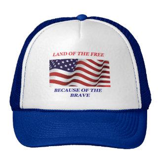 FREEDOM MESH HAT