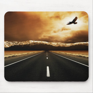 Freedom Highway Mouse Pad