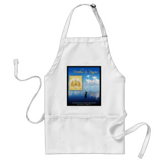Freedom In Prayer Apron