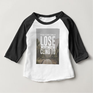 Freedom Is Letting Go Baby T-Shirt