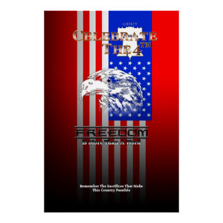 Freedom Is More Than A Word Liberty Archival Poste Poster