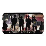Freedom Isnt Free Military Soldier Silhouette