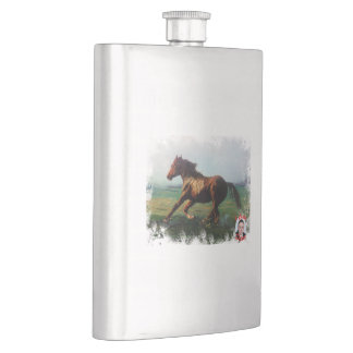 Freedom/Liberdade/Freedom Hip Flask