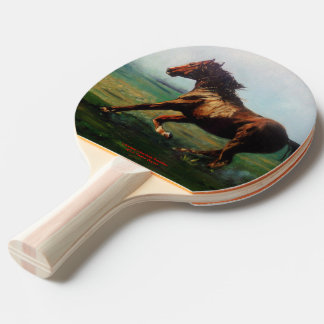 Freedom/Liberdade/Freedom Ping Pong Paddle