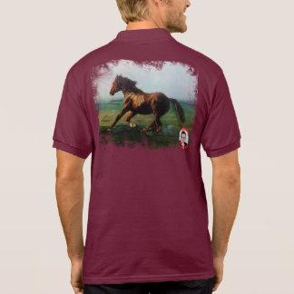 Freedom/Liberdade/Freedom Polo Shirt