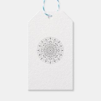 Freedom Mandala Gift Tags