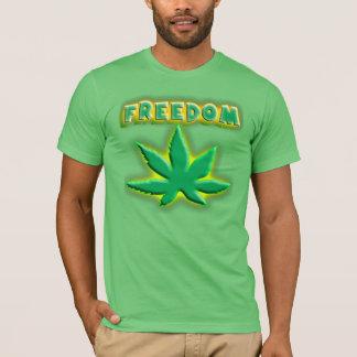 FREEDOM, MARIJUANA T-Shirt