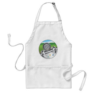 Freedom Mine Motorcycle Dash Aprons