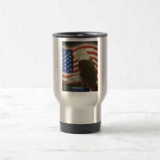 Freedom Stainless Steel Travel Mug