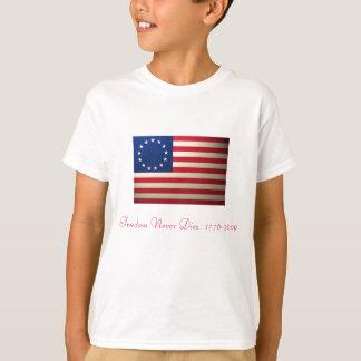 Freedom Never Dies...1776-2009 T-Shirt
